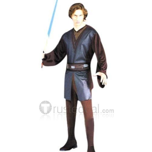 Star Wars Anakin Skywalker Adult Halloween Cosplay Costume