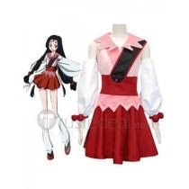 Code Geass Lelouch of the Rebellion KaguyaSumeragi Pink Cosplay Costume