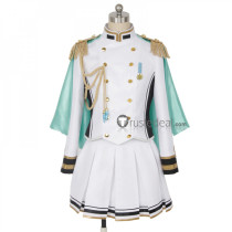 The Idolmaster Cinderella Girls Yumi Aiko Minami Arisu Fumika Uniform Cosplay Costume