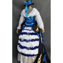 Hetalia Axis Powers France Gender Bending Female Cosplay Dress
