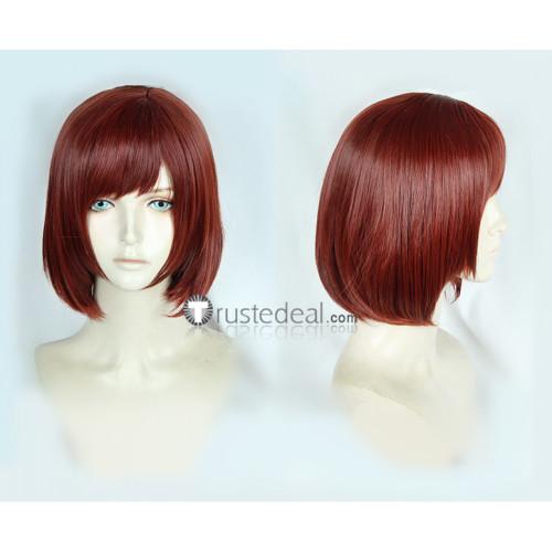 Kingdom Hearts III Kairi Red Cosplay Wig