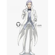 Tensei Shitara Slime Datta Ken Marionette Master Clayman White Cosplay Costume