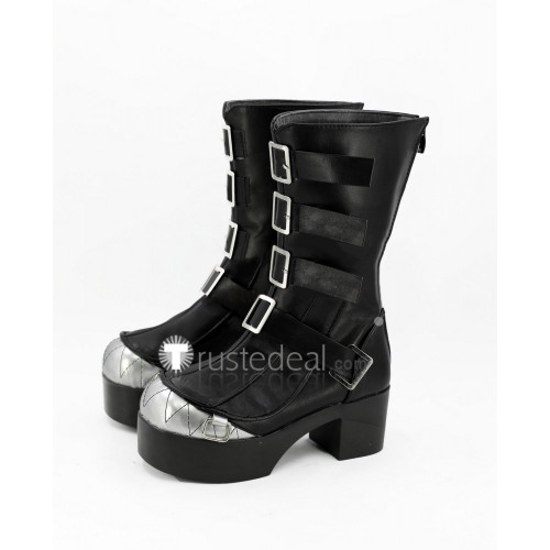 Sins The Seven Deadly Sins Leviathan Demon Lord of Envy Cosplay Boots Shoes