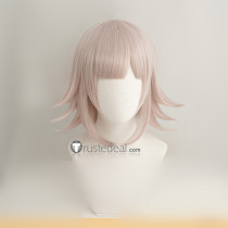 Super Danganronpa 2 Chiaki Nanami Cosplay Wig