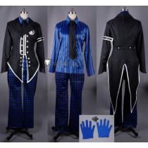 Amnesia Ikki Cosplay Costume