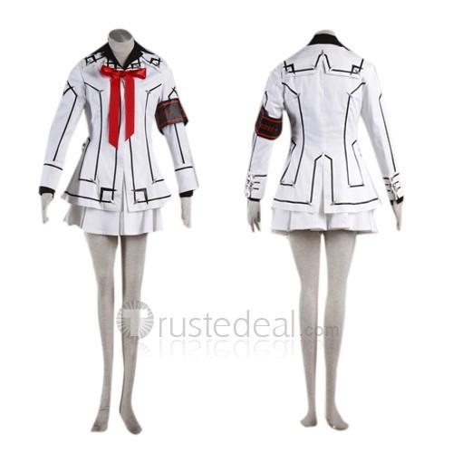 Vampire Knight Seiren and Rima Girl School Uniform Cosplay Costume