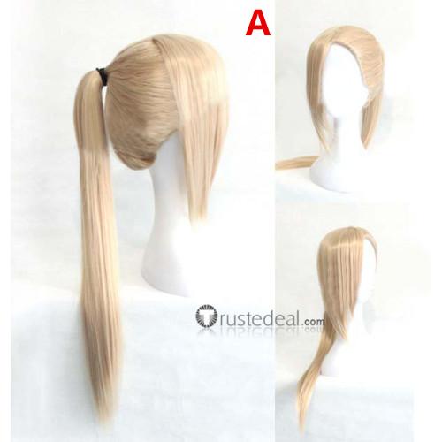 Naruto Ino Yamanaka Blonde Ponytail Cosplay wigs