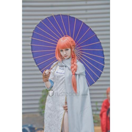 Gintama Kagura Mother Kouka Cheongsam Cosplay Costume