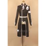 Sword Art Online 3 III Alicization Kirigaya Kazuto Kirito Black Coat Cosplay Costume