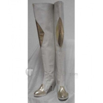 Code Geass Lelouch of the Rebellion C.C. Thigh-high Cosplay Boots Shoes