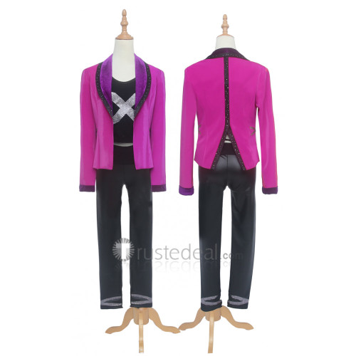 Yuri on Ice Welcome to The Madness Yurio Cosplay Costume