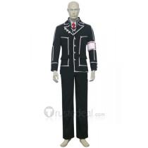 Vampire Knight Day Class Boy Zero Kiryu Academy Uniform Cosplay Costume