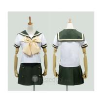 Shakugan no Shana Girls School Uniform Summer
