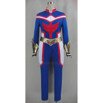 My Hero Academia Boku no Hero Akademia All Might Toshinori Yagi Cosplay Costume