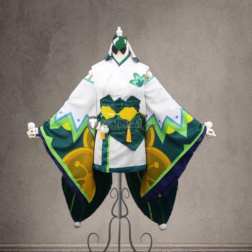 Onmyoji Kusa Kimono Cosplay Costume