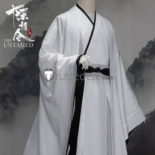 Mo Dao Zu Shi Grandmaster of Demonic Cultivation The Untamed Xiao Xingchen Cosplay Costume