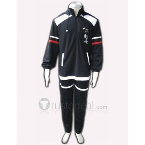 The Prince of Tennis Fudomine High Winter Uniform Cosplay Costume