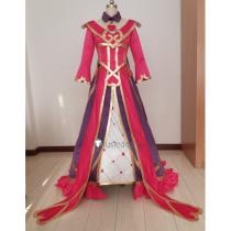 League of Legends Sweetheart Sona Dress Cosplay Costume