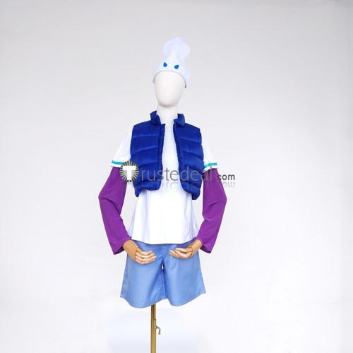 Shugo Chara Nadeshiko Nagihiko Fujisaki Beat Jumper Cosplay Costume