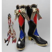 Love Live Nozomi Tojo Maki Kotori Hanayo Rin Honoka Nozomi Eli Nico Nine Girls Circus Awakening Cosplay Boots Shoes