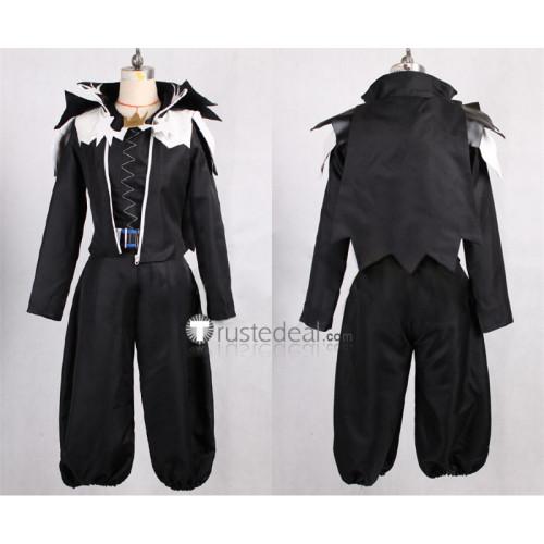 Kingdom Hearts 2 Sora Halloween Town Cosplay Costume