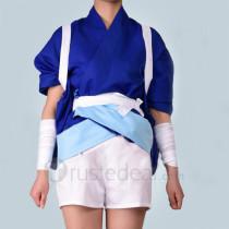 Touken Ranbu Sayo Samonji Short Kimono Cosplay Costume