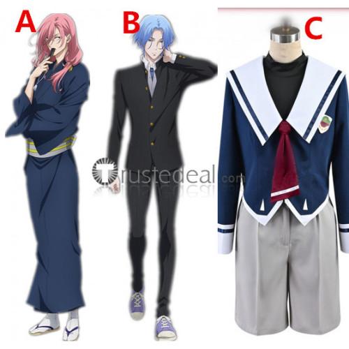 SK8 the Infinity SK∞ Reki Kyan Langa Hasegawa Miya Chinen Uniform Cosplay Costumes