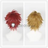 Skate Leading Stars Kensei Hayato Tomoyuki Izumi Red Black Blue Pink Puprle Cosplay Wigs