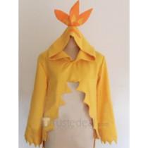 Pokemon Gijinka Combusken Cosplay Costume