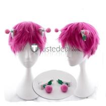 Saiki Kusuo no Psi Pai Nan Kusuo Saiki Gradients Pink Cosplay Wig Accessories
