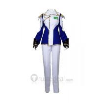 Mobile Suit Gundam SEED Cagalli Yula Athha Orb Union Uniform Cosplay Costume