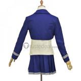 Armed Girl's Machiavellism Kirukiru Amou Uniform Cosplay Costume