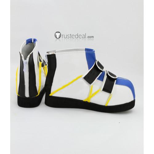 Kingdom Hearts 1 Riku Cosplay Shoes Boots