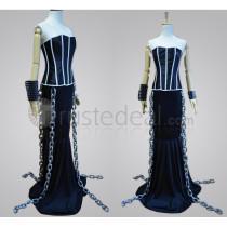 League of Legends Pentakill Sona Buvelle Elegant Dress Cosplay Costume