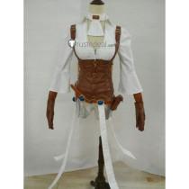 League of Legends Hextech Janna Cosplay Costume