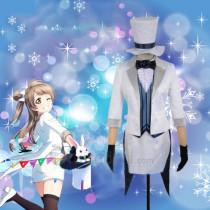 Love Live Minami Motori Magician Unawakening Cosplay Costume