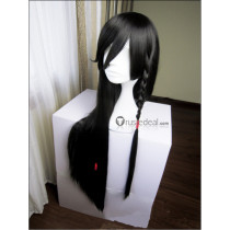 Touken Ranbu Online Izuminokami Kanesada Black Cosplay Wig