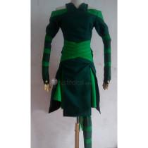 Green Arrow Comics Genderbend Cosplay Costume