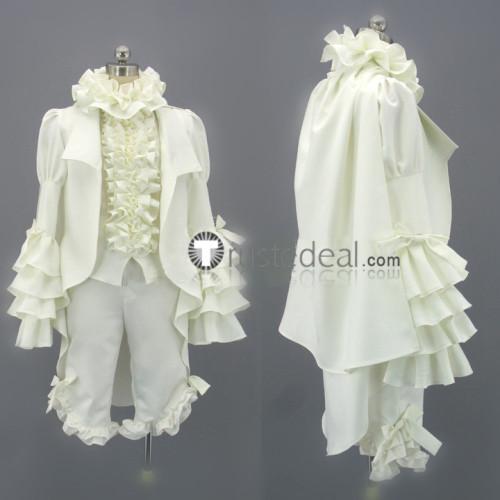Shugo Chara Tadase Hotori Platinum Royale Cosplay Costume