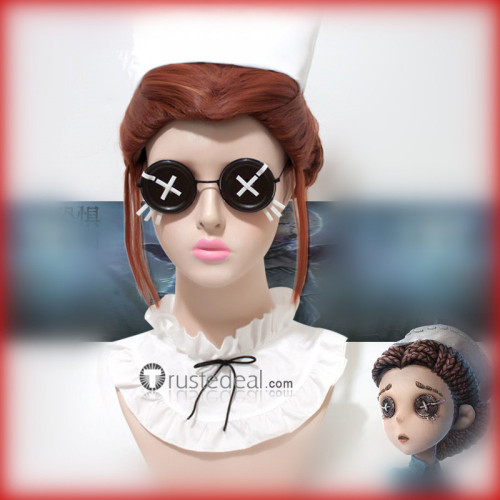 Identity V Doctor Brown Cosplay Wig
