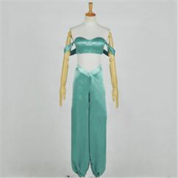 Aladdin Disney Princess Jasmine Sexy Cosplay Costume