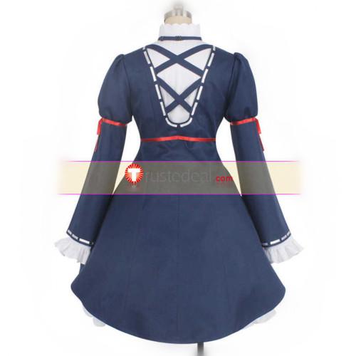 Kakegurui Gambler Erimi Mushibami Lolita Dress Cosplay Costume