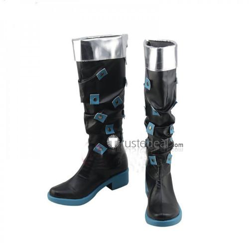 JoJos Bizarre Adventure Jolyne Cujoh Kars Cosplay Shoes Boots