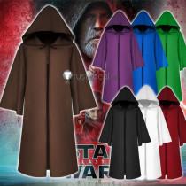Star Wars Child Adult Halloween Cloak Cosplay Costumes