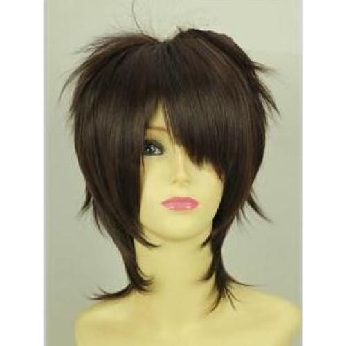 Another Sakakibara Kouichi Short Brown Cosplay Wig