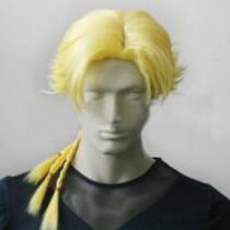 Code Geass Gino Weinberg Cosplay Wig