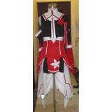 Yuki Yuna is a Hero Miyoshi Karin Red Cosplay Costume