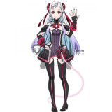 Sword Art Online Yuna Black Cosplay Shoes Boots