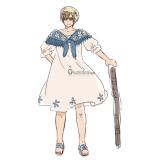 Hetalia Axis Powers South Italy Romano Halloween Grandma Pajamas Cosplay Costume
