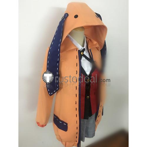 Kakegurui Gambler Runa Yomozuki Cosplay Costume